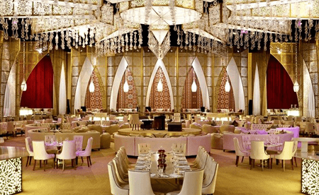 Silver Spoon organising a gorgeous wedding event